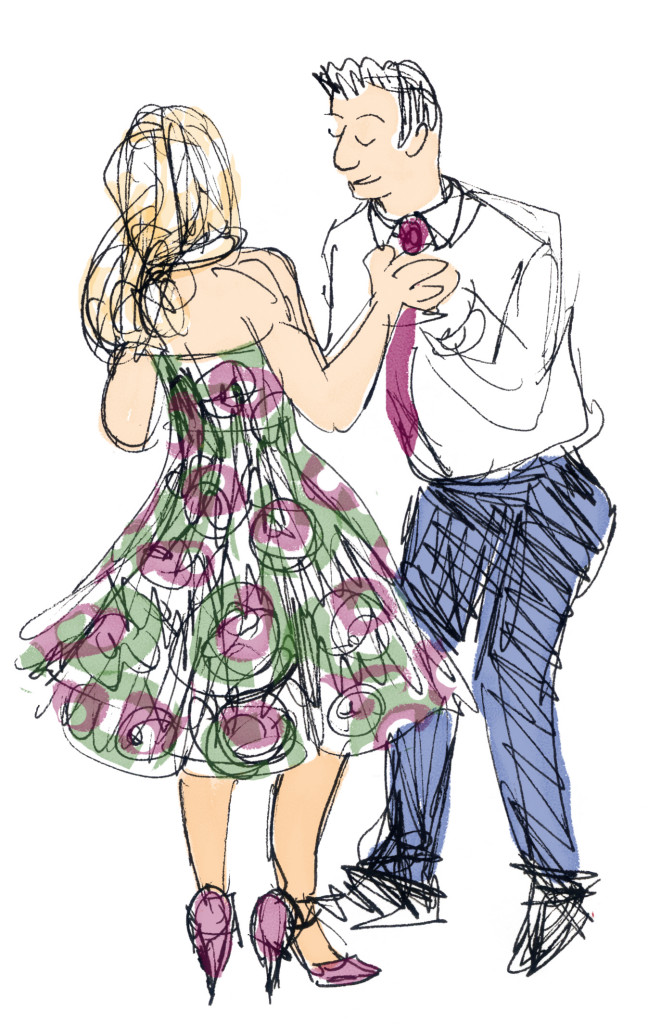 dancing couple 1
